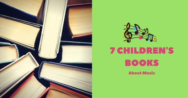7 Children's books