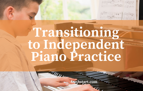 Independent Practice Transition