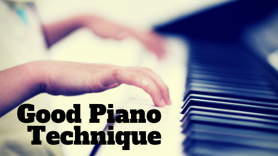 Let's Talk About Piano Technique.