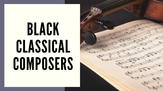 black classical composer