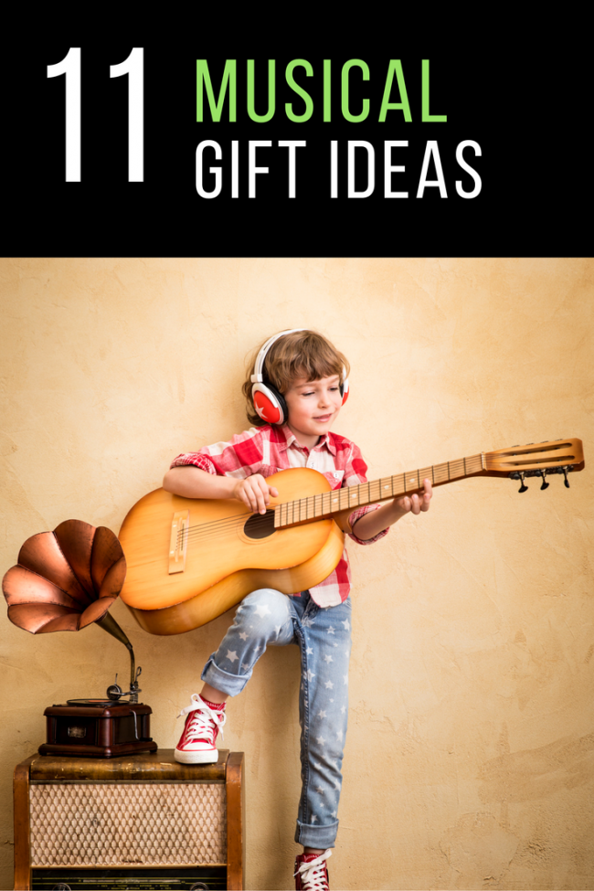 Musical Gifts Ideas.