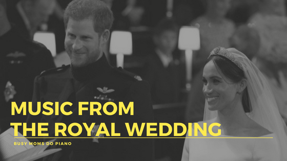 Royal Wedding: THE MUSIC!
